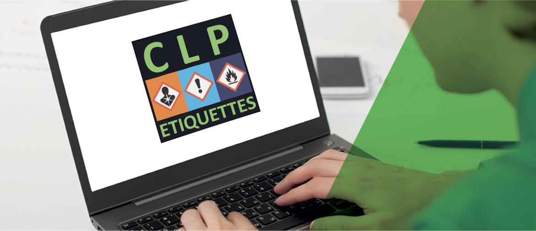 Logiciel CLP Etiquettes