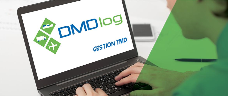 Logiciel DMDlog ADR – IMDG – IATA